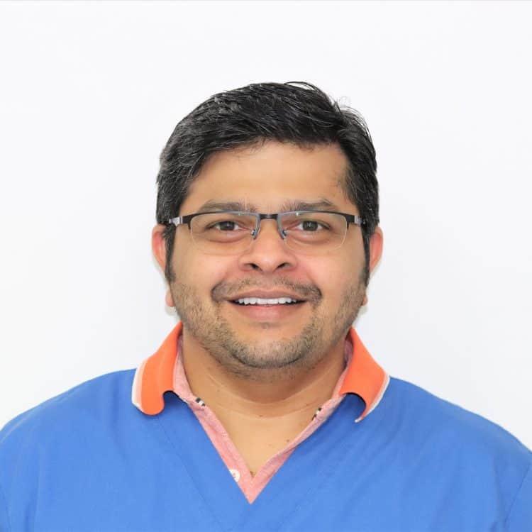 Dr Adarsh Pisharodi